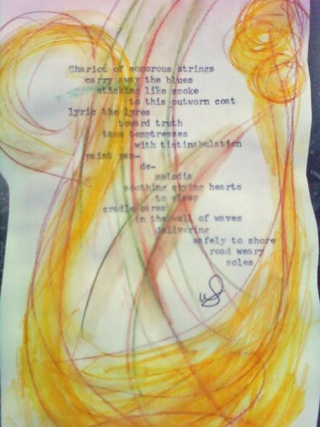 Ode by Wendi Loomis